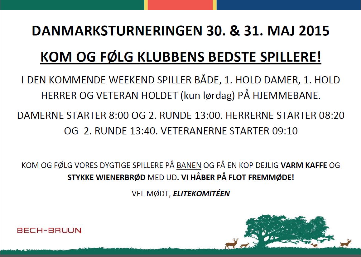 DK turnering 30-31.5 2015