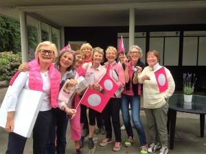 Vinderne af Pink Cup-matchen 2016