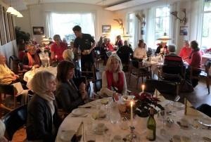 Tirsdagsklubbens julefrokost 2015
