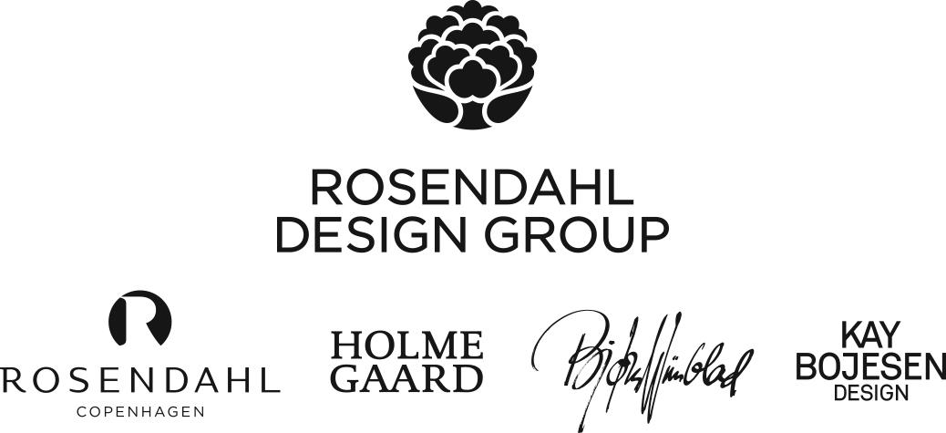 Rosendahl Grouped Logos Black