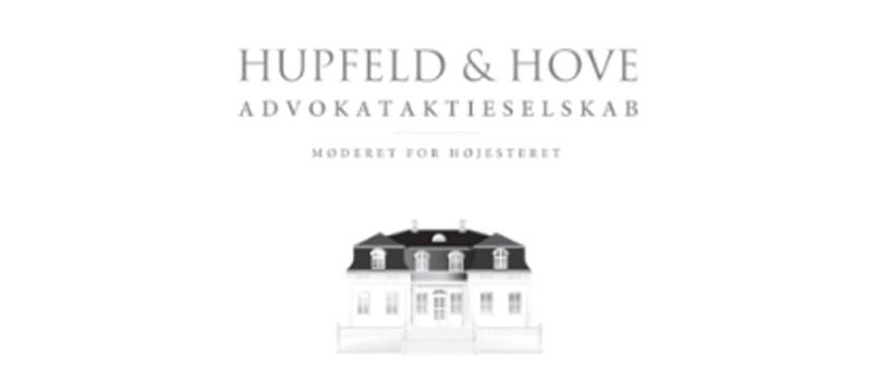 Hupfeld & Hove Advokatpartnerselskab